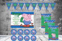 George Pig Party