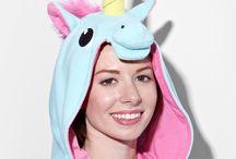 Rainbow Unicorn Stuff ♥