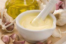 Sauce pour remplacer la mayonnaise