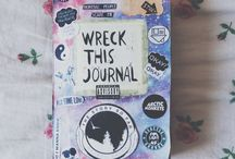 wreck this journal ❀