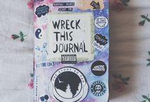 Wreck This. / WRECKTHISJOURNAL