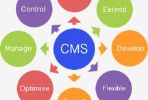Web CMS Management