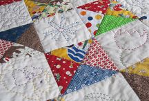 Hand Quilting / Hand quilting ideas and inspiration