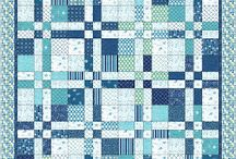 •♥✿♥• Quilting ~ Four Patch •♥✿♥•