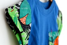 Oh May Tee's / Tee's for kids  €29,95 Sizes: 1/2 yrs, 3/4 yrs, 5/6yrs and 7/8 yrs