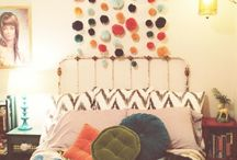 at home: girl room / by sara appel