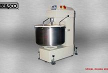 BE&SCO Mixers and Dough Divider Rounders / High Performance Machines for Dough Preparation