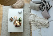 Swedish Rooms / Gorgeous bright and airy Swedish design or Swedish inspired interiors that incorporate painted furniture, abundant light, a spare and minimal aesthetic, an absence of ornamentation, an effortless and artful approach to home decor and living with an emphasis on serene, timeless, tranquil, ethereal, simple beauty.