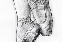 ballet cipö