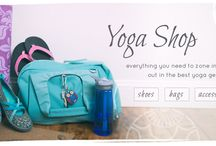 Yoga Shop / From functional bags to adorable shoes, we have everything you need zone in and step out in the best yoga gear.