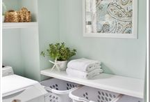 Laundry Room Ideas / by Janessa Blackburn