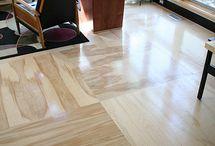 Painted Plywood Floor Ideas