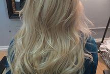 Blonde hair / Blonde hair / by Mackenzie Lewis