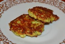 BROCCOLI FRITTERS  gluten free / Kitchen Wisdom Gluten Free Broccoli Fritters Recipe http://kitchenwisdomglutenfree.com/2013/11/30/broccoli-fritters-gluten-free-forget-what-you-know-about-wheat-november-2013/
