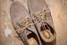 Boat shoes / Relaxed fit and classic style.