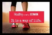 Health & Fitness / by Anna Uhl