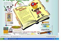 MATEMÁTICAS 5º E 6º / Unha páxina para aprender matemáticas xogando.