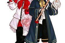 Oliver y Fukase