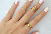 Knuckle Rings / It is all about Small Things