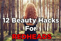 Be Fabulous Be Red Head / styling