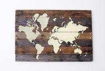 Παγκόσμιοι χάρτες