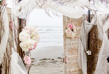 Beach Wedding / Ideas