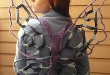 Crochet Sculptural/Structural