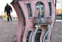 Odd Houses & Other Buildings Ya Just Gotta Love! / by Maitri Libellule