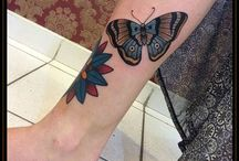 Tatuajes Φ LAIA DESOLE Φ / Tatuajes realizados por el artista Laia Desole. Logia Barcelona.
