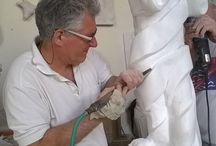 Scultura_Spirale / Scultura - Statuary Marble