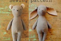 sewing-šití / inspiration, patterns