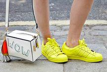 Como usar: tênis colorido / Inspire-se e leias as dicas de como usar tênis colorido.