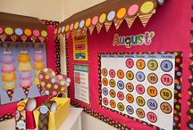 Classroom decor / by Angela Miller
