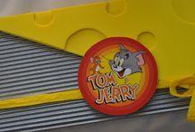 Tom  y Jerrry