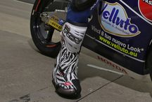 Guess Who? / Whose are these customised boots?