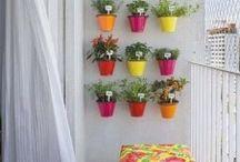 DIY balcony ideas