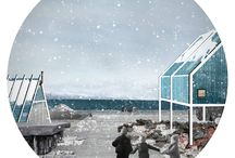 T H E S I S / sea, islands, city, nature, people , stories, networks  ... urban design @Vartiosaari HKI FIN