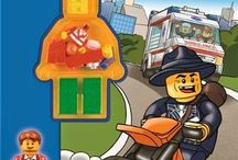 New LEGO City Book arrival-LEGO CITY: Gold Egg Adventure Activity Book with Minifigure [Paperback]