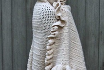 Crochet - Ponchos, Capes and Shawls / by Celeste Jeudy
