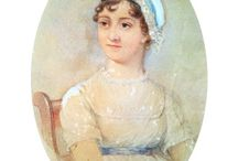 AUSTEN / JANE AUSTEN (1775-1817) - PLEASE pay attention to the CORRECT SPELLING of Jane AUSTEN´S LAST name, it is not Jane AUSTIN and please don't repin huge amounts of pins from this board at a time. I've put a lot of time + effort into finding the stuff. Thanks a lot. / by Silja ♡