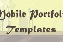 Mobile Templates / Best and Latest Mobile Templates
