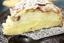 desserts Pologne