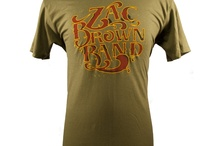 Store / http://store.zacbrownband.com/ / by Zac Brown Band