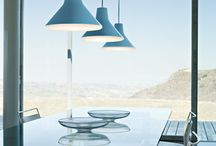 """Archetype by Goodmorning Technology / A reassuring, archetypal suspension lamp with a Fifties silhouette. Designed by the Danish studio Goodmorning Technology, it references the emblematic formal rigor and functional minimalism of the legendary """"Danish Modern"""" tradition. A timeless classic that combines high technology and innovative light diffusion with simple lines and clean forms, ideal for both classic and modern settings."""