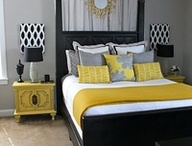 Bedroom Color Scheme Ideas / by Courtney Laudont