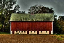 Barns & Countryside / Rural Beauty in Wisconsin and beyond.