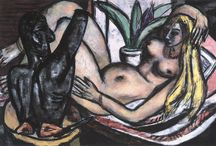 Painting. Max Beckmann