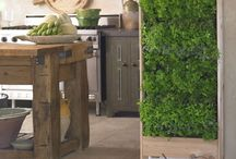 Kitchen design / Inspiration for our newly constructed kitchen