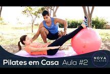 Exercícios: 5 Pilates