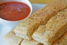 Food - Bread / by Rebecca Deering